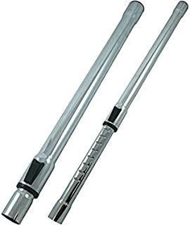 Tubo telescópico, tubo de aspiración, conexión Ø 35 mm