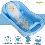 Baybee Amdia Multistage Bath tub Newborn to 18 Month - (Blue)