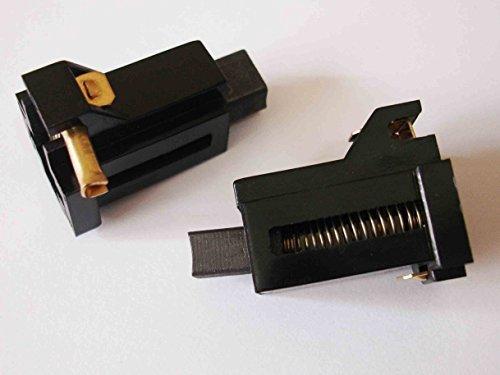 Kohlebürsten Set Skil 5050 Kreissäge 2610992423 Halter & Feder Set Sk1