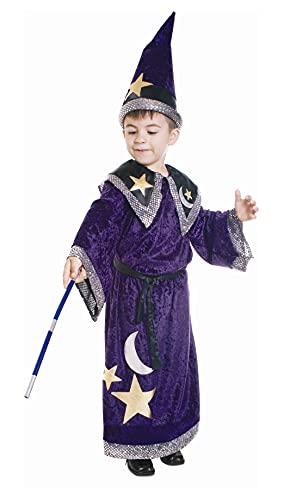 Dress Up America Disfraz de Mago Infantil