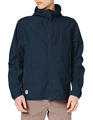 Fjallraven High Coast Wind Jacket M Vestes Homme, Bleu Marine, XL