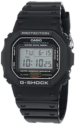 Casio G-Shock Digital Grey Dial Men's Watch-DW-5600E-1VQ (G001)