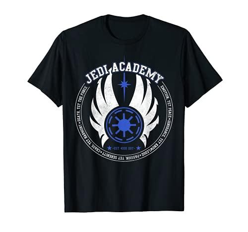 Star Wars Jedi Academy Code Graphic T-Shirt