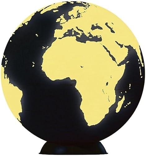 Ravensburger - Puzzleball 540 Teile - Erdkugel Starline, leuchtet im Dunkeln