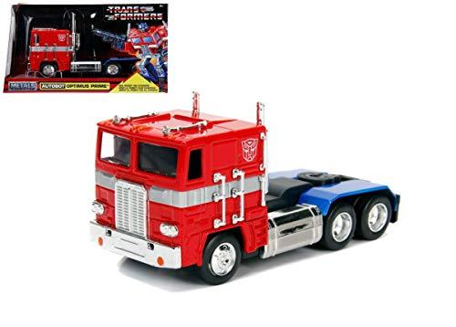 Jada Toys - Transformers G1 Optimus Prime - 1:32