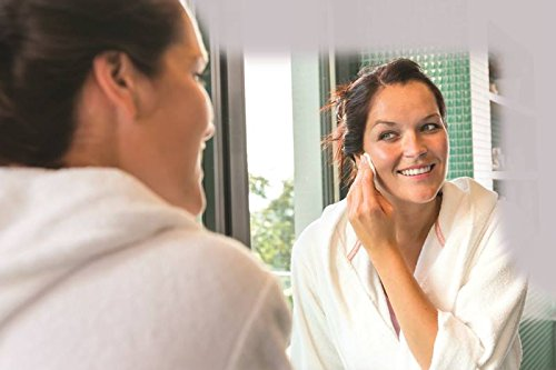 Spiegelheizung Heizfolie Heizung Selbstklebend abziehbar Heiz Folie selbst klebend mit Anschlusskabel verschiedene Größen (15 x 30 cm)