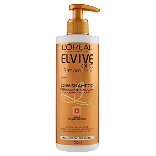 Elvive - L'Oréal Paris - Low Shampoo, shampoing...