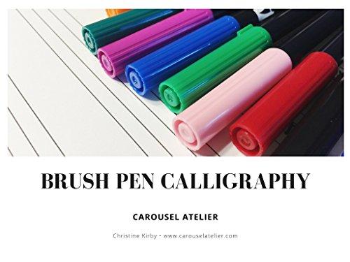 Brush Pen Calligraphy (English Edition)