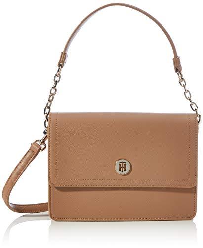 Tommy Hilfiger Damen HONEY SHOULDER BAG Taschen, Oakmont, One Size
