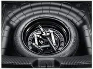 Chrysler Genuine 82214035 Spare Tire Kit