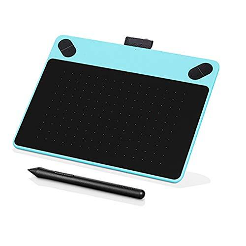 LICHUXIN Grafiktablett Schreibtafel Büro Verwendung 290g Zoll LED-Anzeige synchronisieren Zeichnung 152,0 × 95.0mm Zoll Tablet-Shortcuts Bildschirm Zoll Frühe Bildung mit Stift schreiben