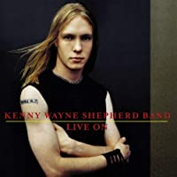Live On by Kenny Wayne Shepherd Band (1992-04-21)