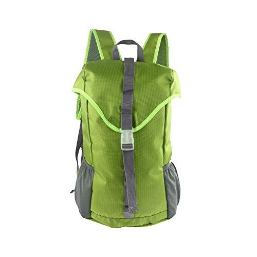 Aycc Sporttas, grote capaciteit, multifunctionele waterdichte praktische bergsporttas groen