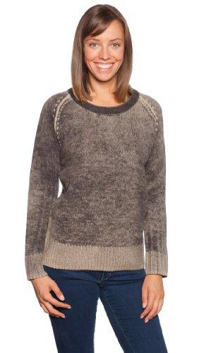 Liebeskind Damen Pullover WS13-5027, Gr. 38 (M), Schwarz (black)