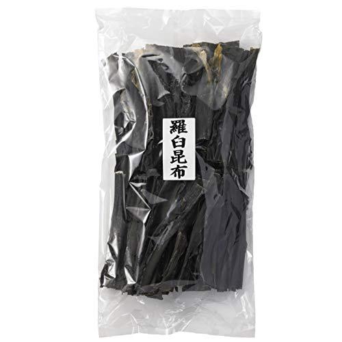 北海道産 天然 羅臼昆布 (1kg入り)