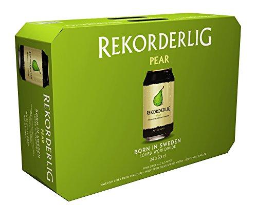 Rekorderlig Birne Cider (24 x 0.33 l)