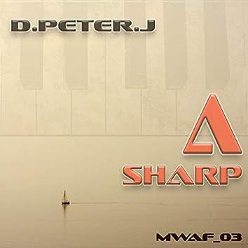 A sharp