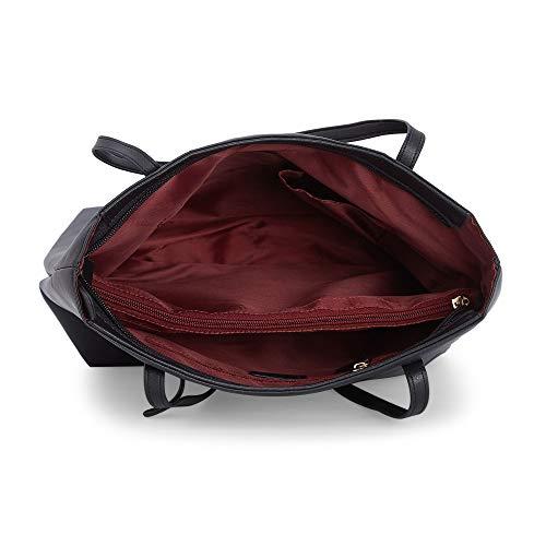 Koel by Lavie Latvia Women's Tote Bag (Black)