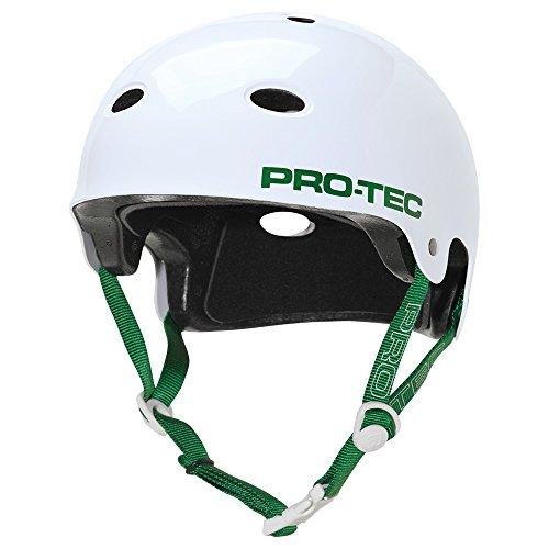 Casco Skate Pro-Tec: B2 Skate SXP Gloss White