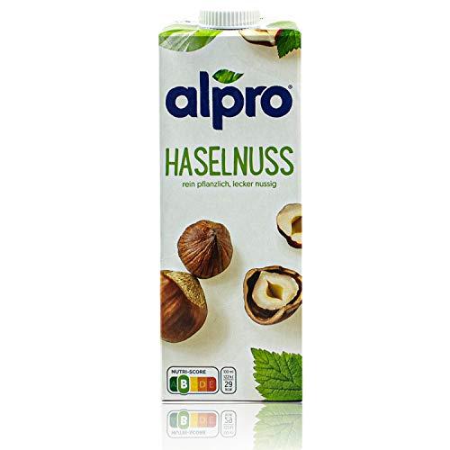 Alpro Drink Haselnuss, 100 Prozent pflanzlich 1L