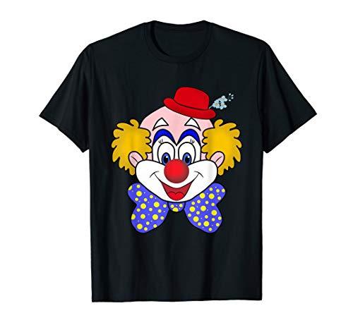 Karneval Clown T-Shirt
