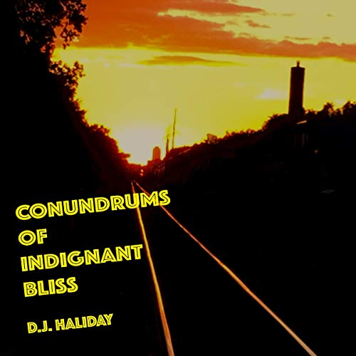 Conundrums of Indignant Bliss audiobook cover art