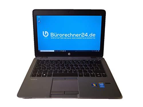 HP Elitebook 820 G2 - Premium Business-Notebook - Intel Core i5 - 2,20GHz, 512GB SSD, 12 GB RAM, 12,5 Zoll 1920 x 1080 Full-HD LED-Display, Windows 10 Pro - (Zertifiziert und Generalüberholt)