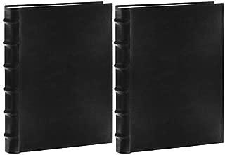 Pioneer Sewn Bonded Leather BookBound Bi-Directional Photo Album, Holds 300 4x6