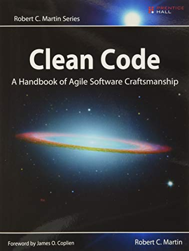 Clean Code: A Handbook of Agil...