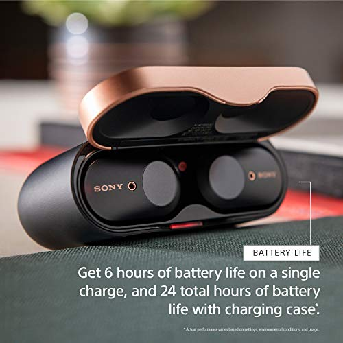 Sony WF-1000XM3 Industry Leading Noise Canceling Truly Wireless Earbuds Headset/Headphones are available on 23% discount in early Prime day deal.