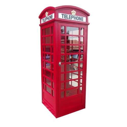a9de99d7a42 D-ART COLLECTION Big London Telephone Booth
