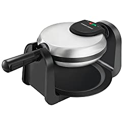 Image of BLACK+DECKER Flip Waffle...: Bestviewsreviews