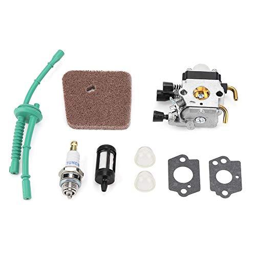 Luchtfiltermaaierset, 9-delig. Grasmaaierset luchtfilter carburateur afdichting reparatie-accessoires voor jaden