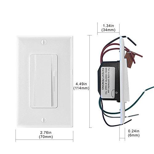Lutron Dvstv Diva 0-10V Dimmer Switch Wiring Diagram from m.media-amazon.com