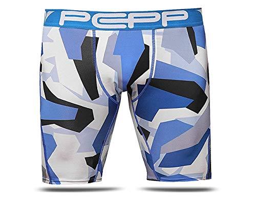 Pepp Underwear Herren Acitve Boxershort Camo Active S