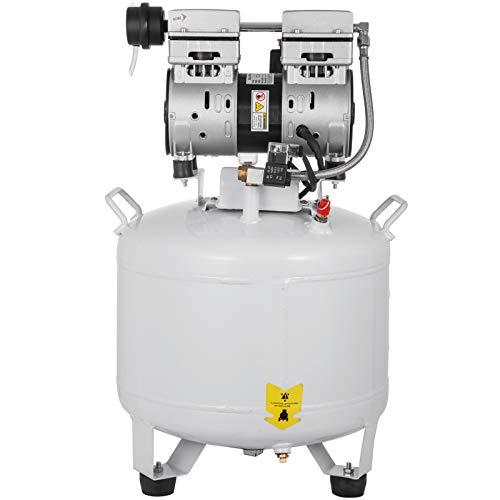 Vevor - Compresseur d'air ultra silencieux, 40L 850W 48dB