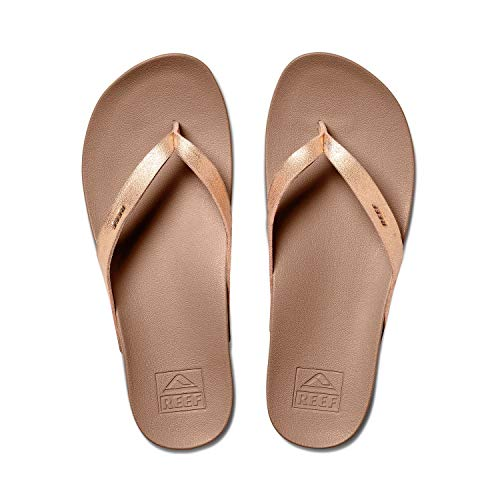 Reef Cushion Bounce Court, Chanclas para Mujer