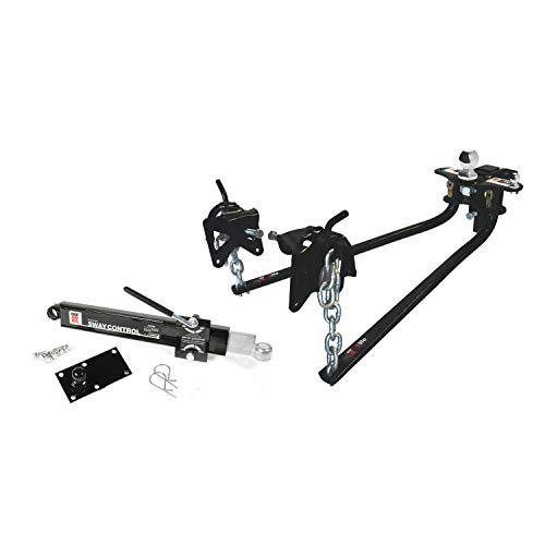 EAZ LIFT 48069 1200 lbs Elite Kit, Includes Distribution, Sway Control and 2-5/16' Hitch Ball-1,200 lbs Tongue Weight Capacity (48069)