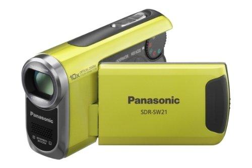 Videocámara Panasonic SDR-SW21