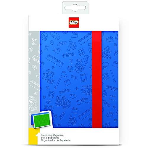Lego 51501 - Organizer Box blau mit Bauplatte