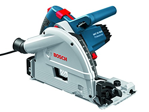 Bosch Professional Scies Circulaires GKT 55 GCE (1400 W, Ø de la lame de scie : 165 mm)