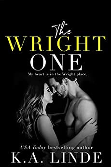 The Wright One: A Single Mom Widow Romance by [K.A. Linde]