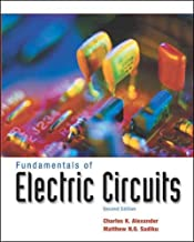 Fundamentals of Electric Circuits, Second Edition (Book & CD-ROM)