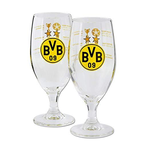 Borussia Dortmund, BVB-Pilstulpe mit Erfolgen (2 Stück), 0, 0