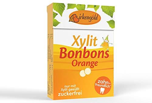 Birkengold Bonbons Orange (30 g)