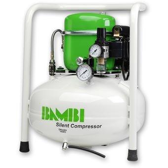 Bambi bb24V Silent Air Compressor - Luftkompressor