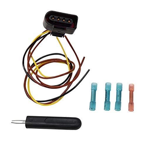 WFLNHB New AC Pressure Switch Sensor Connector Plug fit for Nissan Infiniti Mazda Mitsubishi
