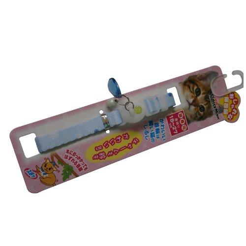 ドギーマン おしゃれな猫首輪 スノー OS106