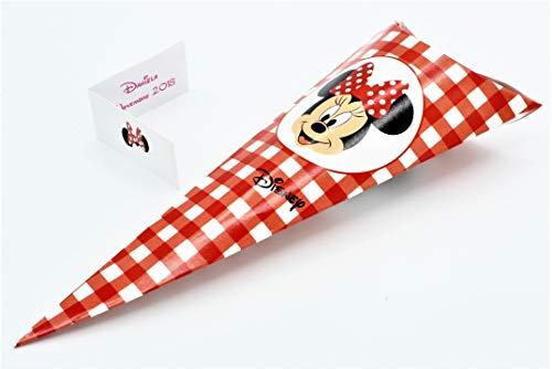 LE GEMME VENEZIA 15 knuffels met personaliseerbare Minnie-muisdruk met Disney-motief