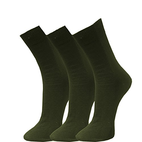 Cotton Club Socken in XXL anthrazit 51-54